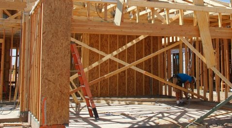 Homebuilder files lawsuit against Goddard