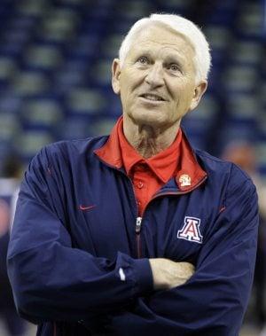 Olson officially steps down as UA coach