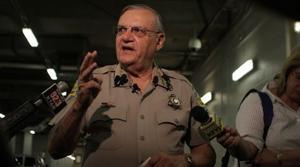 Arpaio target of Justice Department probe