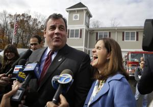 Chris Christie, Mary Pat Christie