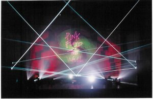 'Pink Floyd Laser Spectacular' shines on