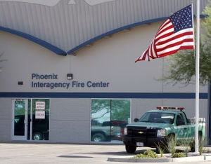 Phoenix Interagency Fire Center