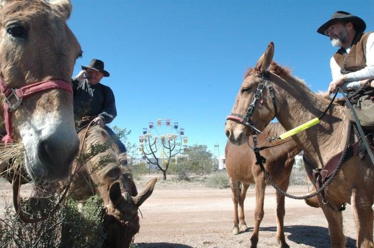 Apache Junction Rodeo Park Events Center