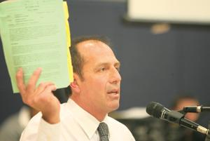DiCiccio wants Village Planning Committee to expand mission
