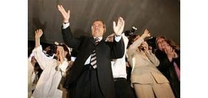 Mexico's Calderon wins presidential race