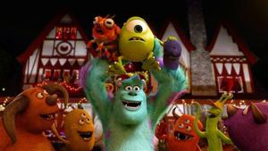 'Monsters University' movie
