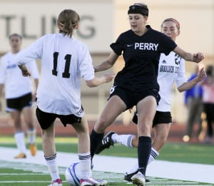 Soccer: Perry vs Boulder Creek