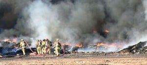 Fire officials: City of Maricopa in emergency