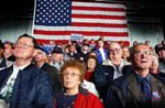 Bush, Kerry make visits to Iowa battleground