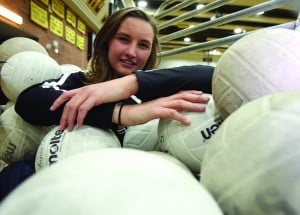 Tribune Girls Volleyball Player of Year:  Macey Gardner