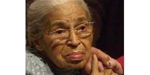 Civil rights pioneer Rosa Parks dies at 92