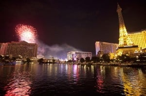 Las Vegas Fourth of July