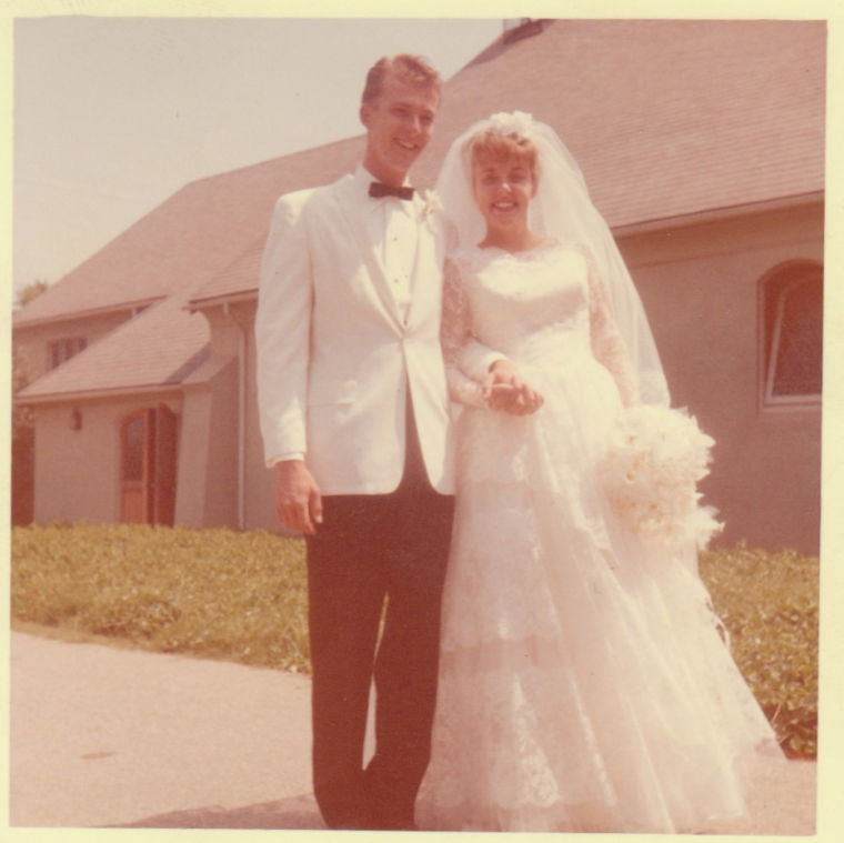 Gene and Carole Andres