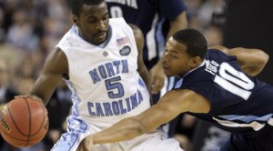 North Carolina too much for Villanova