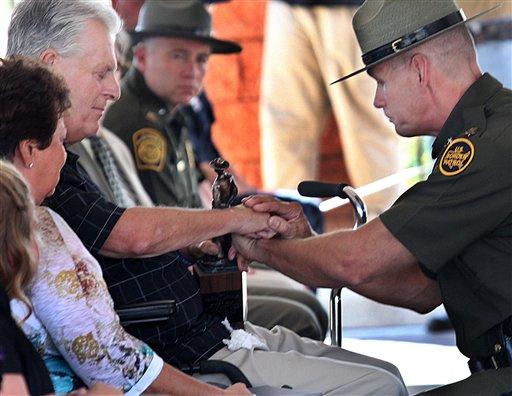 Border Patrol-Naco