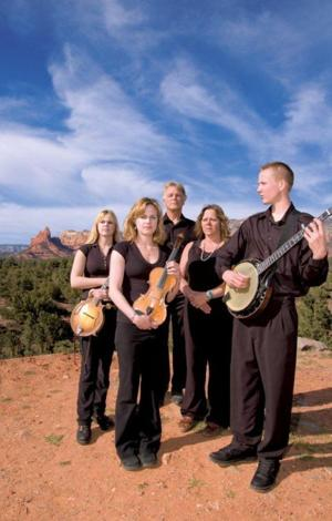 Burnett Family Bluegrass Band