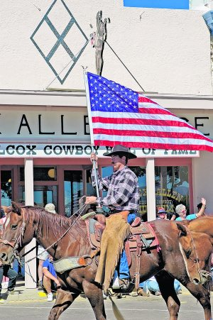 Celebrate Willcox's Rex Allen Days