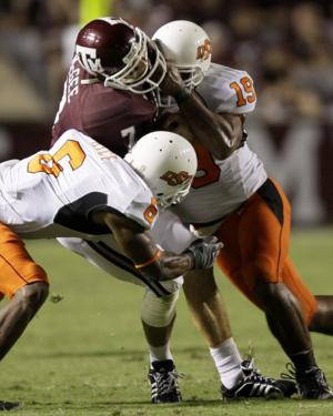 Oklahoma State linebacker finishing a difficult journey