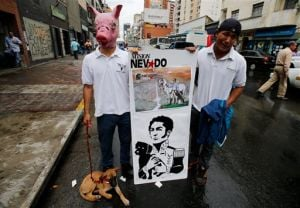 Venezuela Dogs of Chavez