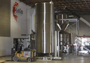 SanTan Brewing Company's second production facility