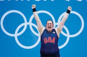 London Olympics Weightlifting Women