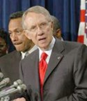 Parties court blacks in filibuster fight