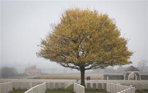 Travel Trip WWI Flanders Fields