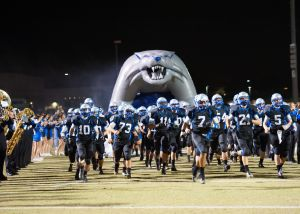 EV football teams in Divisions II, III face tough roads to playoffs