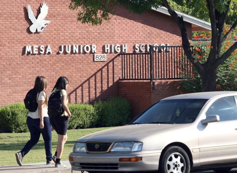 Mesa Junior High