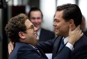 Film Review The Wolf of Wall Street