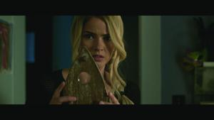 "<p>Shelley Hennig stars in a scene from ""Ouija."" © 2014 Universal Studios. ALL RIGHTS RESERVED.</p>"