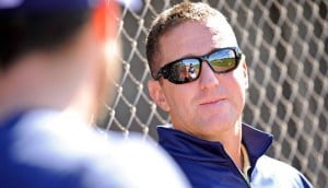 Padres GM Josh Byrnes