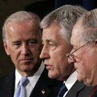 Senators seek support for Iraq resolution