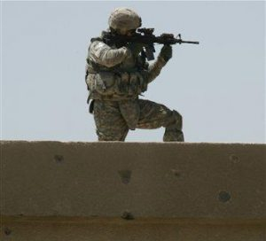 US forces face spike in deadly violence in Iraq