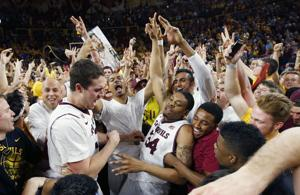 Arizona State upsets Arizona