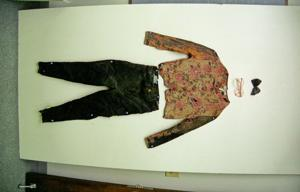 Shannon Aumock's clothing