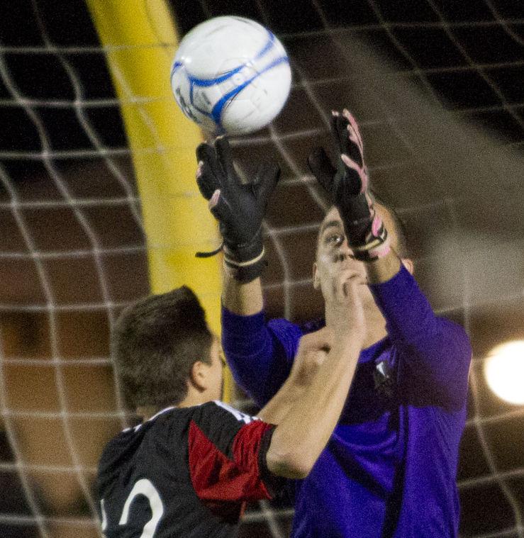 Soccer: Hamilton vs Brophy