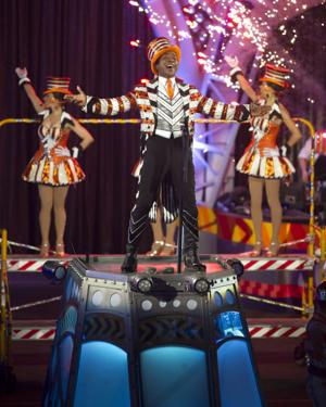 Ringling Bros. Barnum and Bailey Circus