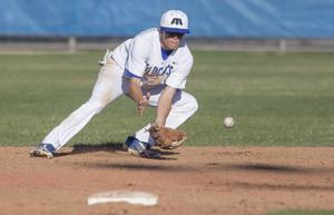 Baseball: Desert Vista vs Mesquite