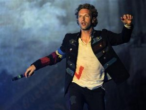Guitarist sues over 2008 Coldplay hit