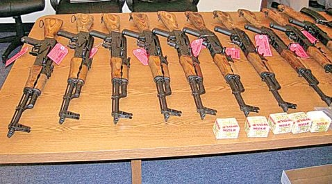 House committee OKs homemade guns, ammo