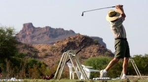 Mesa driving range at center of zoning dispute
