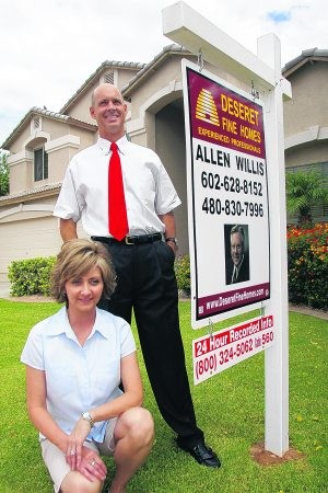 Mesa homebuyers take advantage of bargains
