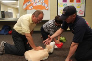 Alternative method to CPR touted