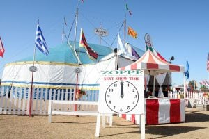Zoppe brings old-fashioned circus to Chandler 