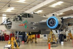Group preserves nation's military air history