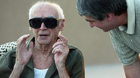 Architect Paolo Soleri celebrates 90th birthday