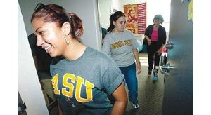 Program aids first-generation college students