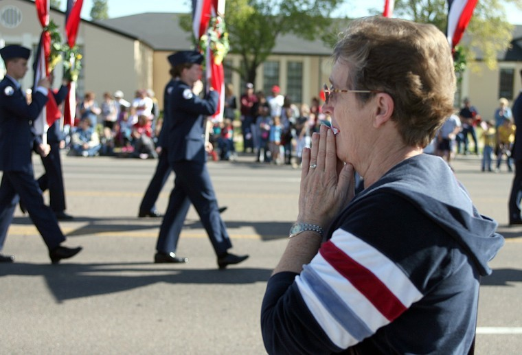 Mesa Veterans Day Parade