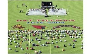 Pat Tillman remembered at Sun Devil Stadium